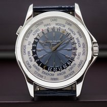 Patek Philippe 5130P-001 5130P World Time Platinum (29524)