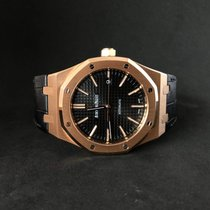 Audemars Piguet 41mm Automatic 2012 new Royal Oak Selfwinding Black