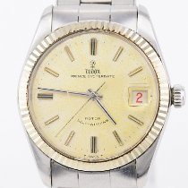 Tudor Prince Oysterdate pre-owned 33.5mm Aluminum