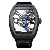 Franck Muller Vanguard V 45 T GR CS SQT BR (NR) 2020 new
