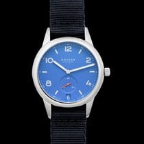 NOMOS Club Automat Datum Blue United States of America, California, San Mateo