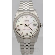 Rolex Lady-Datejust Сталь 31mm Римские