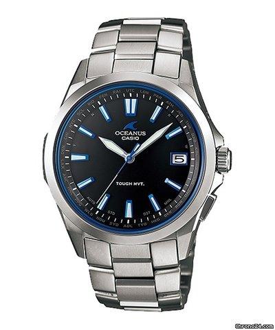 8097c4f8af07 Casio Titanium Watch OCW-S100-1AJF en venta por 794 € por parte de un  Trusted Seller de Chrono24