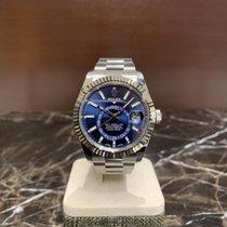 Rolex Sky-Dweller Stahl 42mm Blau Keine Ziffern Deutschland, Köln