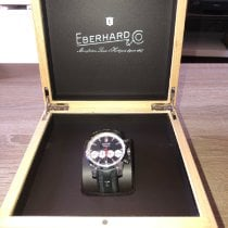 Eberhard & Co. Acier 43mm Remontage automatique 31052 occasion