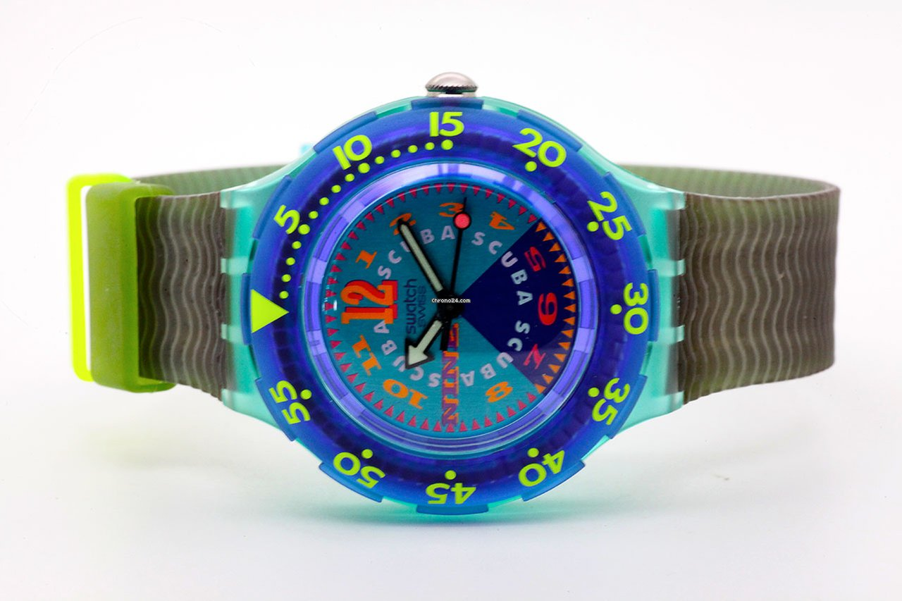 Swatch SDN106 1993 new