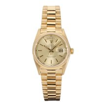 Rolex Yellow gold 36mm Automatic 18038 pre-owned South Africa, Centurion