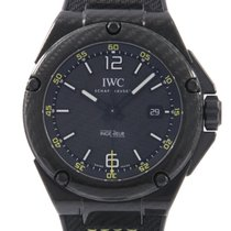 IWC Automatic Black 46mm pre-owned Ingenieur Automatic