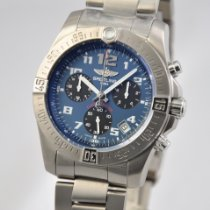 Breitling Chronospace Titanium 43mm Blue United States of America, Ohio, Mason
