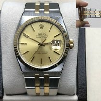 Rolex Datejust Oysterquartz Steel 36mm Champagne United States of America, California, San Diego