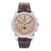 Patek Philippe Perpetual Calendar Chronograph 5270P-001 подержанные