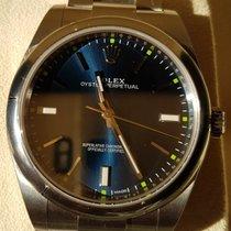Rolex Oyster Perpetual 39 nuevo 2017 Automático Reloj con estuche y documentos originales 114300