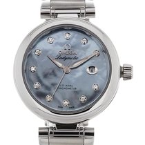 Omega De Ville Ladymatic 34mm Co-Axial Automatic Date