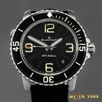 Blancpain Fifty  Fathoms 500  Limited  Edit. 500pcs Box&Papers