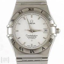 Omega Uhr Constellation Edelstahl Automatik Unisex 1502300...