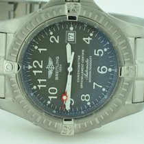 Breitling Avenger Seawolf Titanium 44mm Black Arabic numerals United States of America, New York, Greenvale