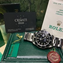 Rolex Submariner Date never Polish