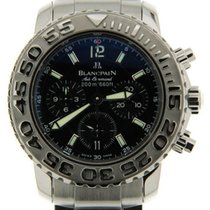 """Blancpain Air Command"""" Chronograph Flyback - Unisex..."""