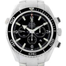 Omega Seamaster Planet Ocean Chronograph Watch 2210.50.00 Box