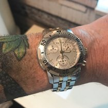 Tissot 1853 PRS200 Silver Dial 42mm 18k 2-tone Bracelet Men's...
