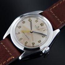Rolex Steel 34mm Manual winding 6082 pre-owned