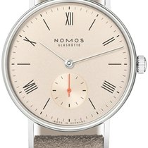 NOMOS Ludwig 33 Steel 32.8mm Champagne United States of America, New York, Airmont