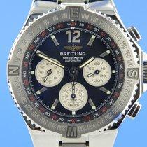 Breitling Hercules Stahl 44mm Schwarz
