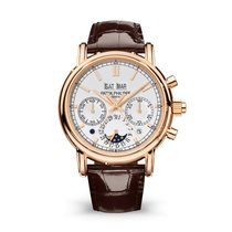 Patek Philippe Perpetual Calendar Chronograph new Manual winding Chronograph Watch with original box and original papers 5204R-001