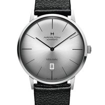Hamilton Intra-Matic new 2019 Automatic Watch with original box and original papers H38755751