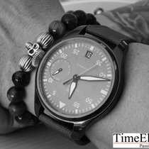 IWC Big Pilot Top Gun Miramar Ceramic 48mm Grey Arabic numerals