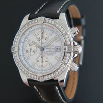 Breitling Chronomat Evolution tweedehands 43mm Staal