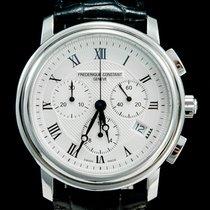 Frederique Constant Classics Chronograph occasion 40mm Acier