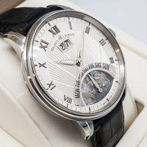 Maurice Lacroix Horloge nieuw Staal 40mm Romeins Automatisch Horloge met originele doos en originele papieren