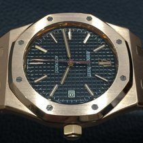 Audemars Piguet 15300OR.OO.D002CR.01 Or rose Royal Oak Selfwinding 39mm