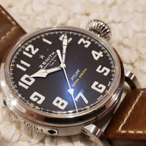 Zenith Pilot Type 20 Extra Special pre-owned Steel