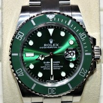 Rolex 116610LV Сталь Submariner Date 40mm