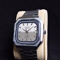 Poljot Bronze Automatic Silver No numerals 37mm pre-owned