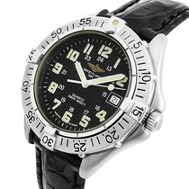 Breitling A57035 Steel Colt Quartz 37mm