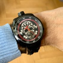 Bomberg 45mm Remontage automatique Bolt 68 limited edition 500 exemplaires occasion