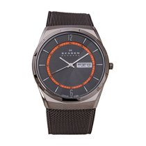 Skagen Steel 40mm Quartz SKW6007 new