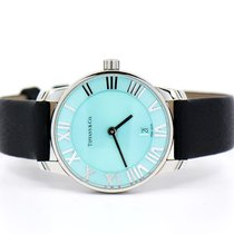 Tiffany Acero 29mm Cuarzo Tiffany & Co. usados