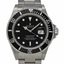 Rolex 16610 Stal 2007 Submariner Date 40mm używany