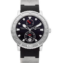 Ulysse Nardin Maxi Marine Diver Steel 40mm Black United States of America, New York, NEW YORK