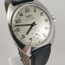 BWC-Swiss Acero 36mm Cuerda manual 853016 usados