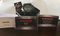 Casio Aluminij G-shock GA-110 nov