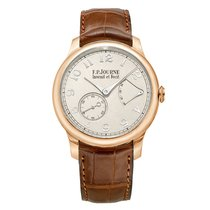 F.P.Journe Souveraine Rose gold 40mm Silver United States of America, Connecticut, Greenwich