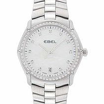 Ebel Sport Steel 32mm Mother of pearl United States of America, New Jersey, Cresskill
