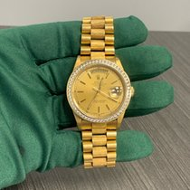 Rolex 18078 Yellow gold Day-Date 36 36mm pre-owned United States of America, New York, New York