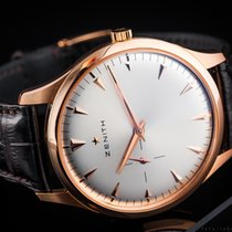 Zenith 18.2010.681/01.C498 Rose gold 2019 Elite Ultra Thin 40mm pre-owned