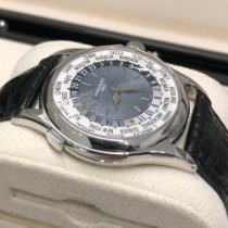 Patek Philippe World Time 5110P-001 2004 pre-owned